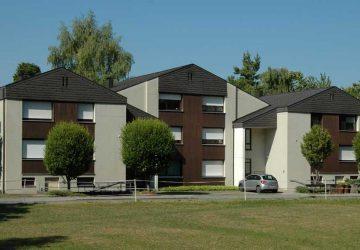 Wohnanlage Kennelbach Baujahr 1985