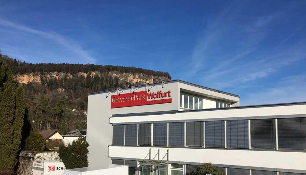 Gewerbepark Wolfurt