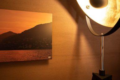 Infrarotheizung Wandmontage Sunset Sailing